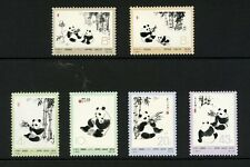CHINA 1973 PANDAS SET..Very Fine...MNH....UNMOUNTED MINT