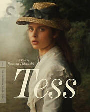 Tess (Blu-ray Disc, 2014, Criterion Collection) SEALED