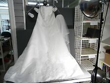 Davids Bridal Wedding Gown Style JP304  Size 14 (Altered to size 8-10)