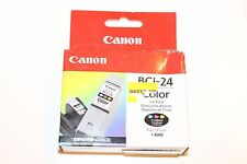CANON BCI-24 Color Ink Cartridge NEW NIP for S300 FAST SHIPPING