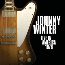 Johnny Winter - Live In America 1978 (PCRCD082)