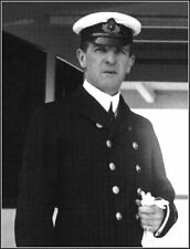 Photo:  William McMaster Murdoch, 1st Officer, RMS Titanic, 1912