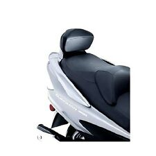 Suzuki Burgman 400 2009 2011 Color White Passenger Backrest New 46200-05812-YPA