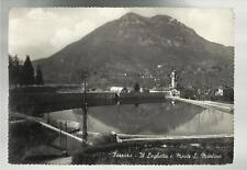 BELLA CARTOLINA  FERRERA IL LAGHETTO E MONTE SAN MARTINO 1952