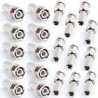 20pcs Twist on BNC Male RG59 cable Connector Adapter for CCTV security cameras