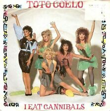 "TOTO COELO I Eat Cannibals 7"" Single Vinyl Record 45rpm Radialchoice 1982"