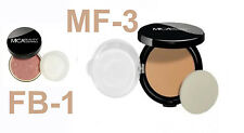 Mica Beauty   Pressed Foundation MF 3 Toffee  + Bronzer Fb-1 Bronze Powder