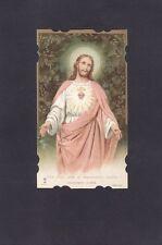 SANTA LEGA EUCARISTICA n° 9147 - SACRO CUORE - SANTINO HOLY CARD IMMAGINETTA