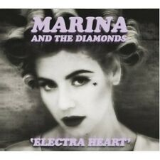 Marina & The Diamonds-Electra Heart CD +++++++++++ 16 tracks ++++++++ NUOVO