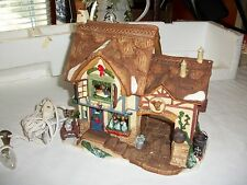 Lemax Snow Village Country Milk House