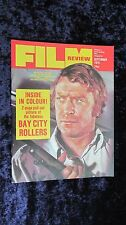MICHAEL CAINE cover film review 1975 BAY CITY ROLLERS poster, RAY HARRYHAUSEN