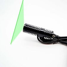 532nm 100mW word Line Green Laser Module/Solid Structure with Power Adapter
