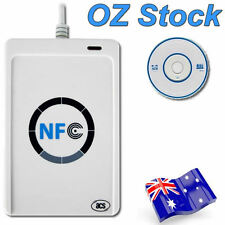 2016 NFC ACR122U RFID Contactless smart Reader & Writer/USB +Mifare IC Card+UID