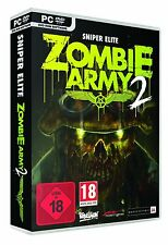 MOdern Games  Sniper Elite Zombie Army 2