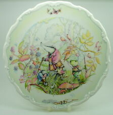 The Wind in the Willows ~ Royal Doulton ~ Rambling in the Wild Wood