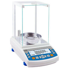 Radwag AS 60/220.R2 Analytical Balance 60g x 0.00001g (0.01mg) w/ Int Cal & USB