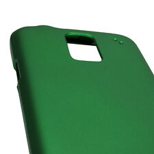 Dark Green Case For Samsung Galaxy S5 Hard Rubberized Snap On Phone Cover