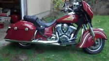 Indian Motorcycle's Rear Highway Bars Chrome Chief/Chieftain