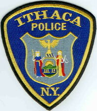 Ithaca Police New York  NY Police Patch NEW