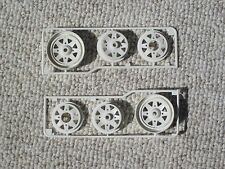 Tamiya Wheel Set Subaru Brat Ford Ranger F150 Fast Attack