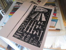 Aermotor 602 Windmill Parts Lists & Diagrams