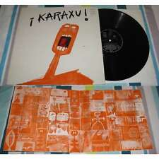 ¡Karaxu! -  ¡Karaxu! LP Rare Chile Folk Contest ORG French Press 1977