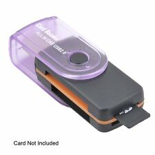 Technotech Rotating USB Multi Card Reader for SD MMC SDHC Cards