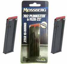 3 Mossberg 702 Magazines + Mossberg 702 Plinkster Speed Loader  715T Rifle 22LR