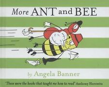 More Ant and Bee 2 by Angela Banner (2014, Hardcover)