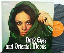ROMEO LAHOUD - Dark Eyes And Oriental Moods  LEBANON   Lp  Libanon