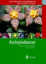 Illustrated Handbook of Succulent Plants: Asclepiadaceae-ExLibrary