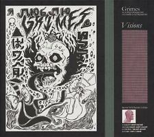 Grimes - Visions NEW CD