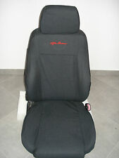 ALFA ROMEO 156  FRONT CAR SEAT COVERS GRAY