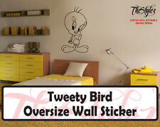 Looney Tunes - Tweety Bird Custom Vinyl Sticker