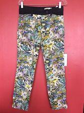 Balenciaga Floral Jeans Size 38