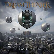 DREAM THEATER THE ASTONISHING 2CD ALBUM SET (Released January 29 2016)