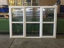 WHITE UPVC Window, 1910mm Width By 1345mm Height Including Cill (W2784)