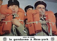 LOUIS DE FUNES JEAN LEFEBVRE LE GENDARME A NEW YORK 1965 PHOTO D'EXPLOITATION 6