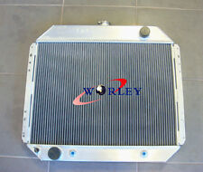 NEW FOR 3 ROW Aluminum Radiator Ford F100 F250 F350 V8 1967-1981 1968 1970