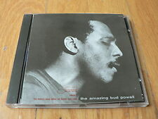 The Amazing Bud Powell volume 1 - CD Blue Note 1989 - CDP 7 81503 2