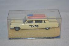 Revell Praline Cadillac Texas HO scale 1:87 mint in box