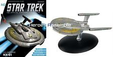 Star trek starships special M2 iss enterprise NX-01 mirror universe eaglemoss
