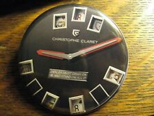 Christophe Claret Blackjack Dealer Watch Advertisement Pocket Lipstick Mirror