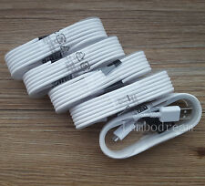 5pcs 5ft USB Fast Charger Cable for Samsung S6 edge S7 Note 5/4/2 HTC LG Android
