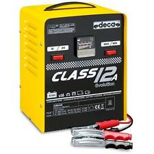 Deca Car Battery Charger CLASS 12A - 9,0 Amp 12/24 Volt - 230V 50/60Hz