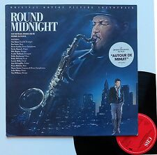 "Vinyle 33T Herbie Hancock feat. Shorter, Hubbard, etc... ""Round midnight"""