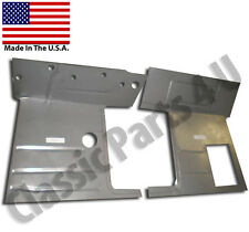 1947-55 CHEVY PICKUP TRUCK GMC  FRONT FLOOR PANS  NEW PAIR!! FREE SHIPPING!!