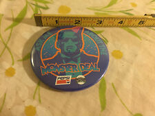 Pepsi Ask Me About the Monster Deal Pin Button