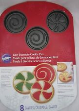 Wilton Industries Easy Decorate Cookie Pan Non Stick  NEW