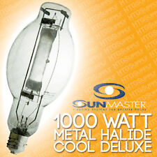 SunMaster 1000w Cool Deluxe MH Bulb 1000 W Metal Halide